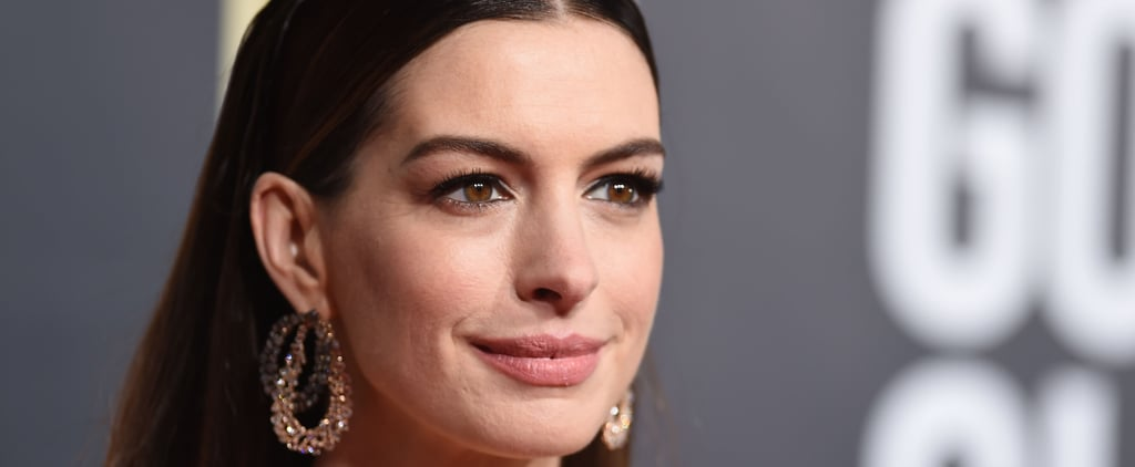 Anne Hathaway's Quotes on Past Insecurities People Jan. 2019