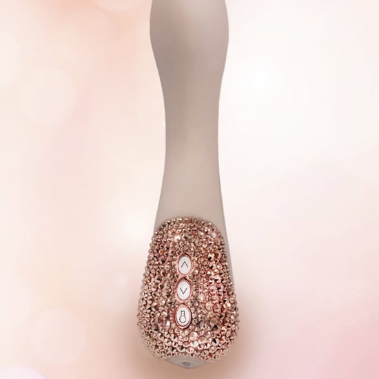 This Rose-Gold Swarovski Crystal Vibrator Costs $1,000
