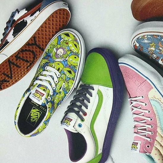 Vans and Pixar Collection