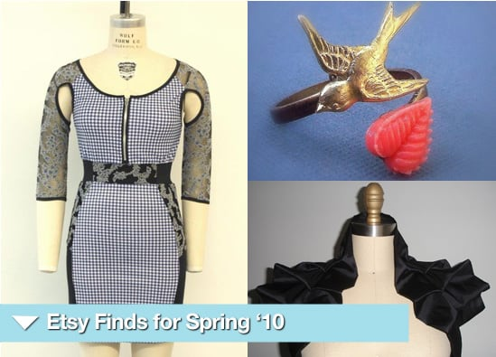 Etsy Fashion Finds for Spring 2010