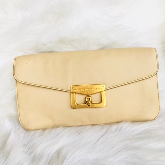 Marc By Marc Jacobs Large Envelope Clutch