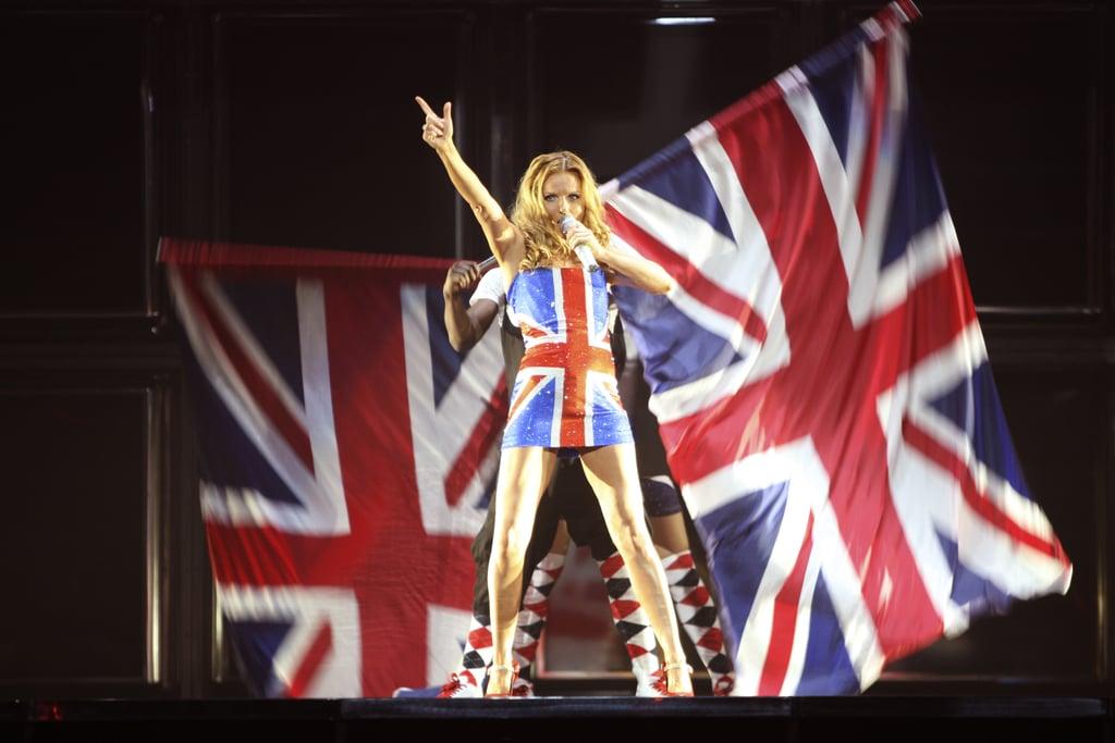 Union Jack Dress Uk   How To Leave Union Jack Dress Uk ...  Ginger Spice British Dress