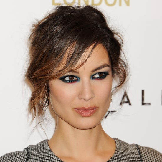 Berenice Marlohe's Smoky Eye Makeup