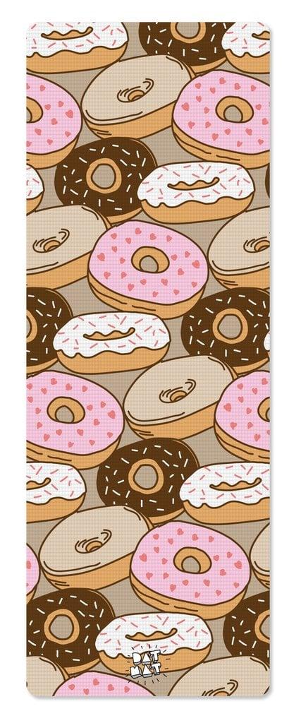 DAT MAT Donut Yoga Mat