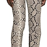 Our Pick: Unravel Gray Python Lace-Up Trousers