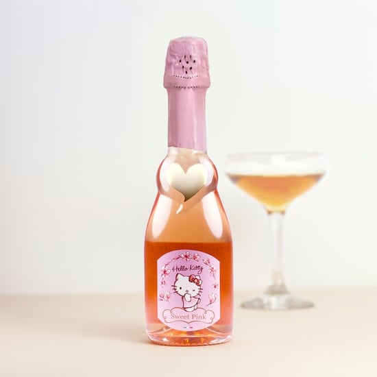 Hello Kitty Rose Sparkling Wine