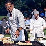 """What's Cooking?"" Barack"