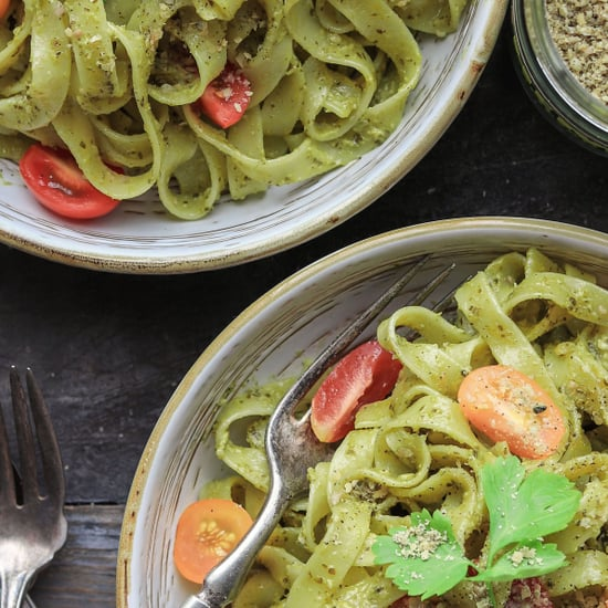 Easy Vegan Pesto Sauce Recipe