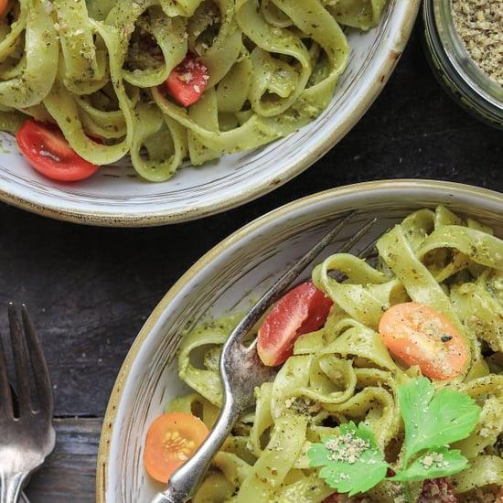 Easy Vegan Pesto Sauce Recipe