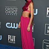 Zendaya at the Critics' Choice Awards 2020 Pictures