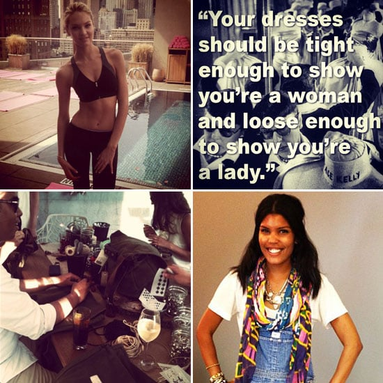 Instagram Fashion Pictures For July 30, 2012