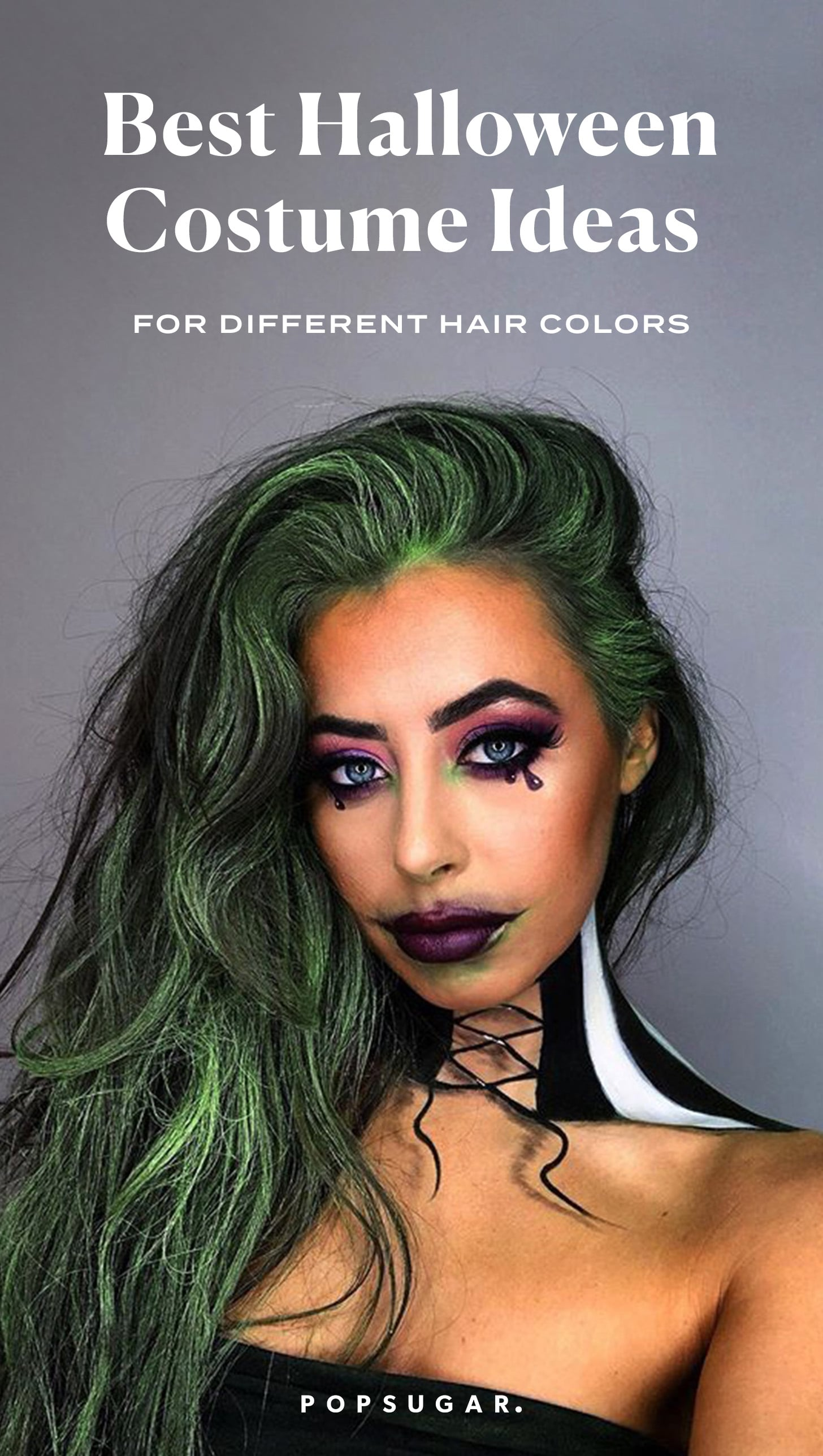 The Best Halloween Costume Ideas For Different Hair Colors Popsugar Beauty