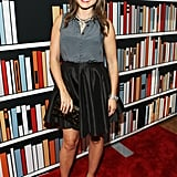 Actress Sophia Bush enjoyed inauguration weekend, where she made a number of appearances at different political events.