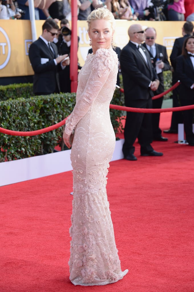 Elisabeth Rohm at the SAG Awards 2014