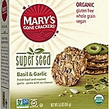Mary's Gone Crackers Super Seed Basil & Garlic