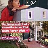 "Jennifer Garner's Reaction to ""Thank U, Next"" Music Video"