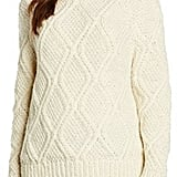 People Tree Peopletree Women's Cable Neck Jumper