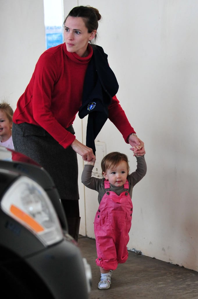 Photos of the Garner-Afflecks