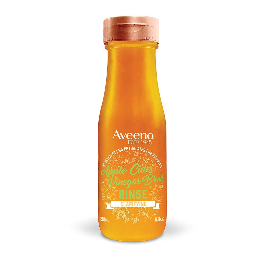 Aveeno Clarifying Apple Cider Vinegar In-Shower Hair Rinse