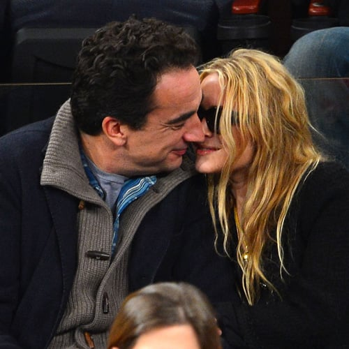 Mary-Kate Olsen Kissing Boyfriend Olivier Sarkozy | Pictures