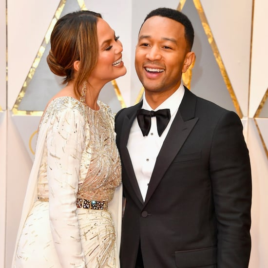 Celebrity Couples at the 2017 Oscars