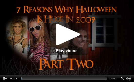 Halloween Special Part 2: Cocktails and Costumes, Including How Rachel Bilson, Audrina, and Kristen Bell Are Dressing Up!