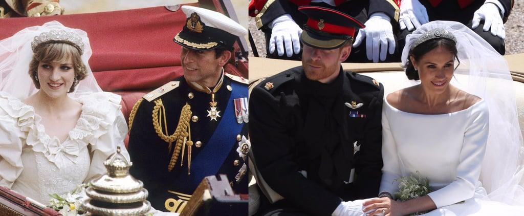 How Princess Diana Was Honored at Royal Wedding 2018