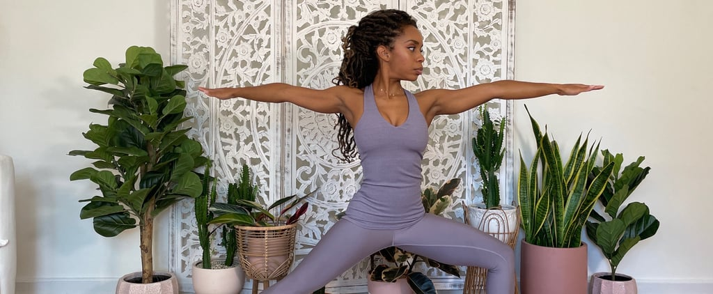 30-Minute Energizing Power Yoga Flow With Phyllicia Bonanno