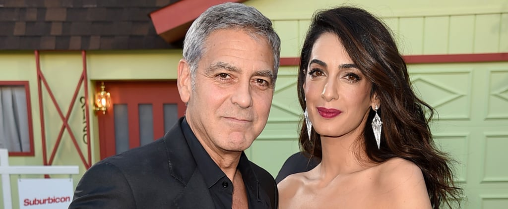 George Clooney Quotes About Amal February 2018