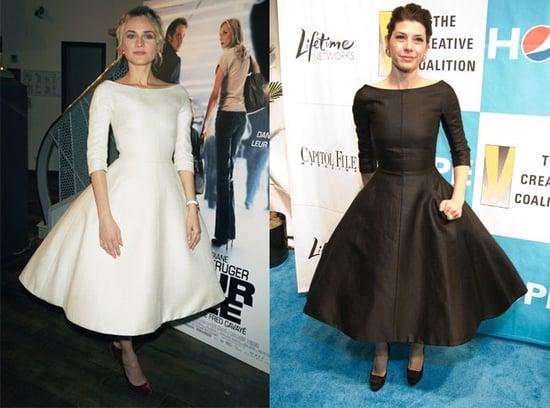 Who Wore It Better? Voluminous Giambattista Valli Dress