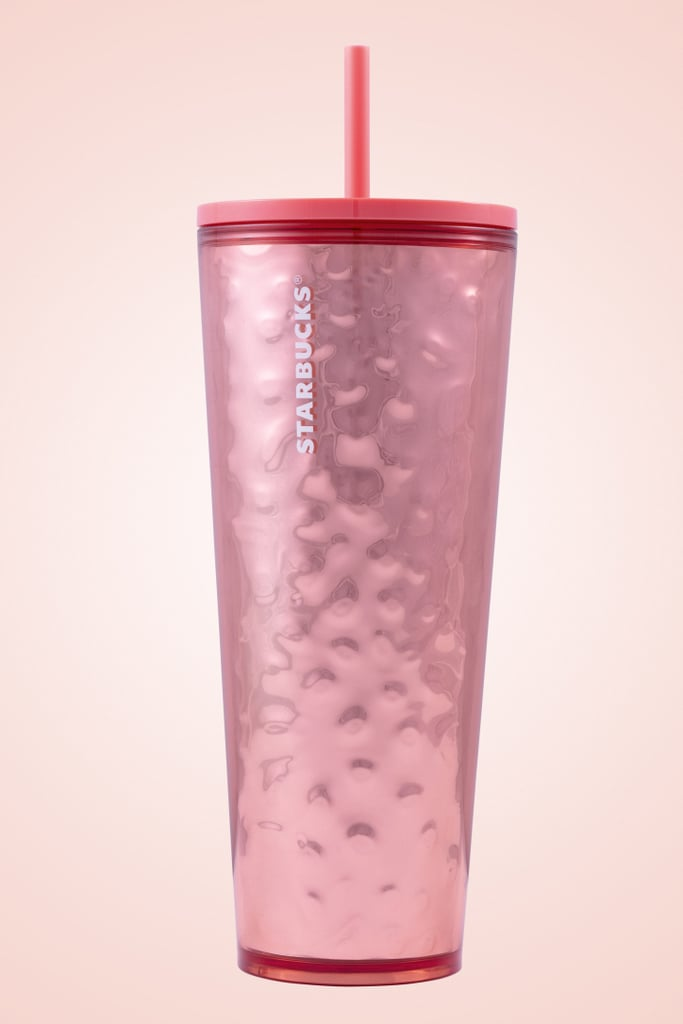 Starbucks Pink Cold Cup
