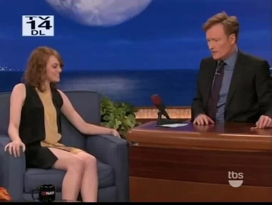 Emma Stone Talks About Her Chatty Family Meeting Angelina Jolie and The Today Show Hosts