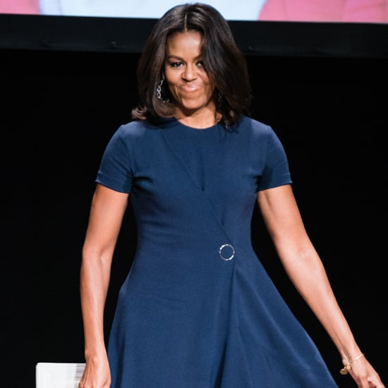 Michelle Obama's Favorite Brands at Fashion Week Spring 2017