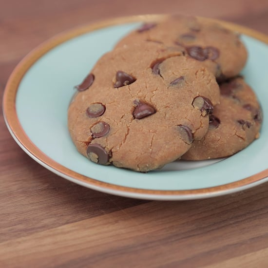 High-Protein Vegan Cookies