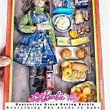 Bread Baking Barbie