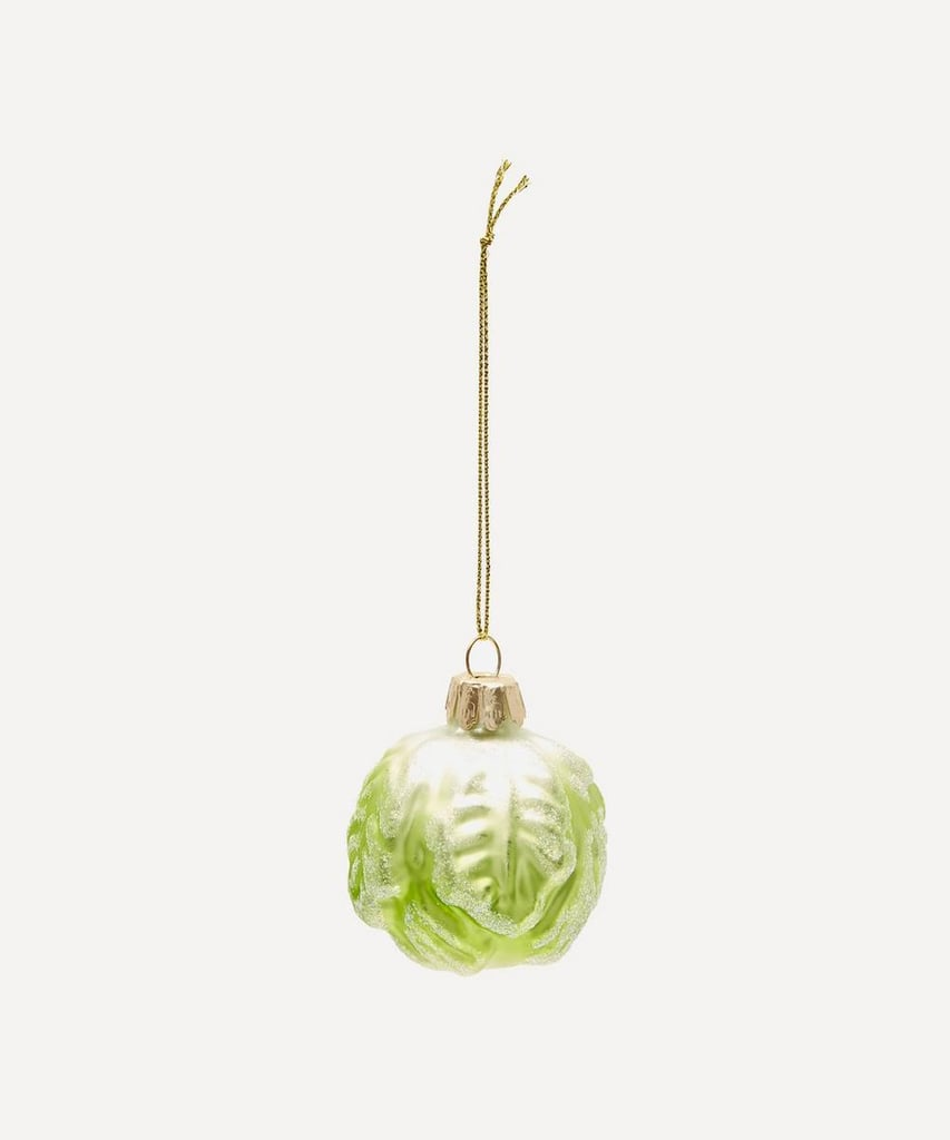 Liberty London Brussel Sprout Bauble