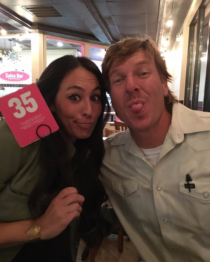 chip and joanna gaines 39 s life before they were famous popsugar home. Black Bedroom Furniture Sets. Home Design Ideas