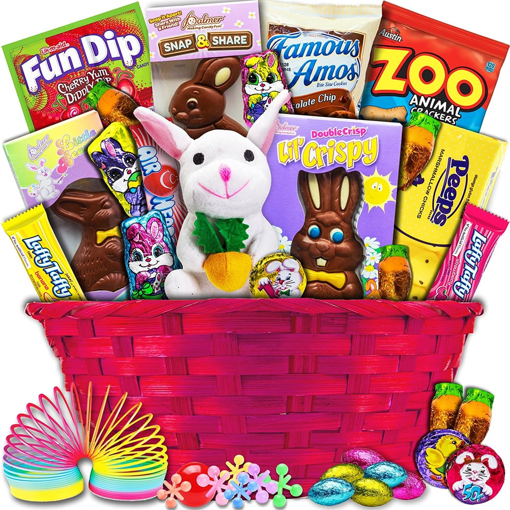 Premade easter gift basket best easter baskets on amazon premade easter gift basket negle Image collections