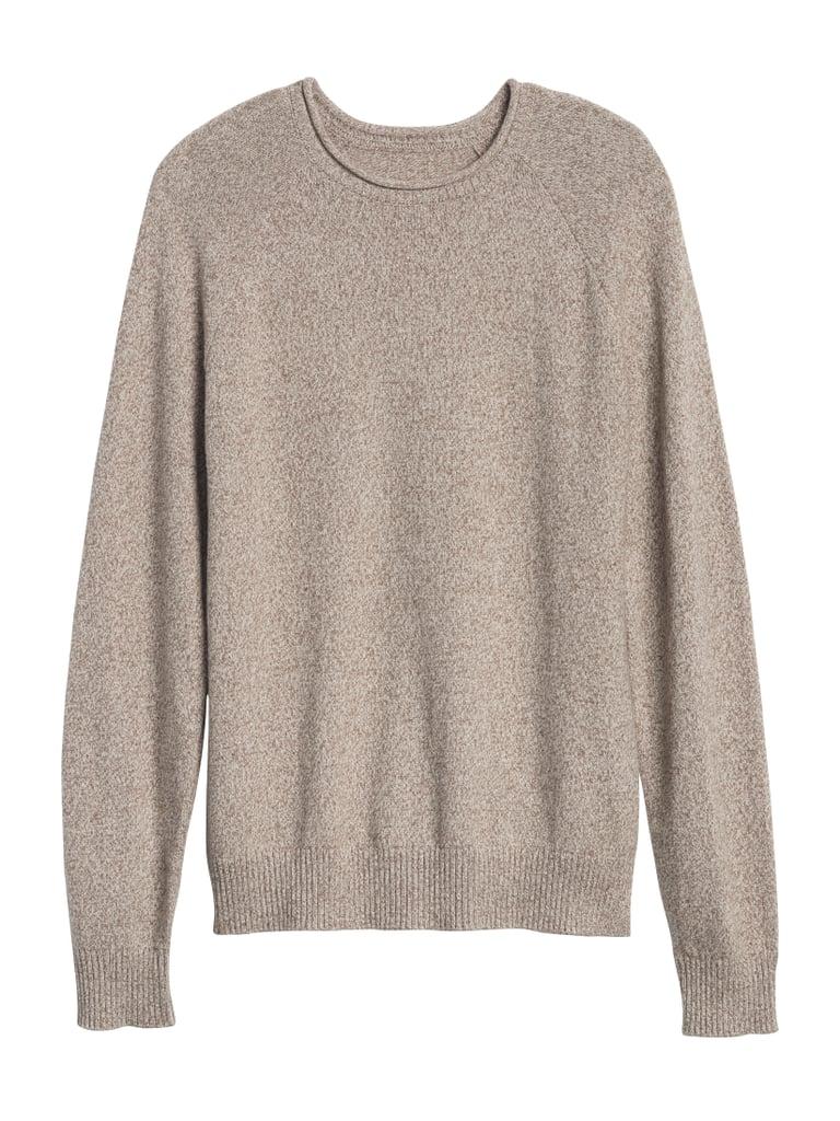 Cozy Classic Raglan Sweater