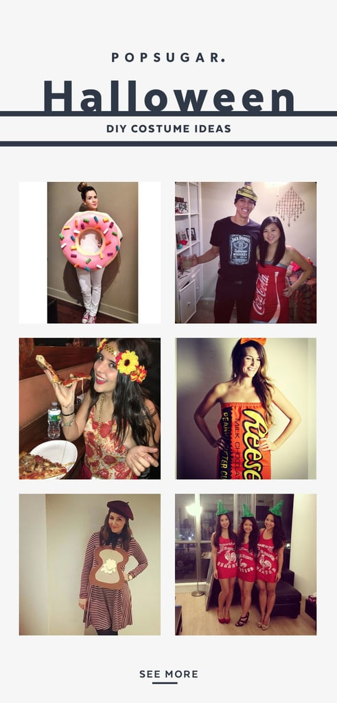 food halloween costume ideas popsugar food - Halloween Food Costume
