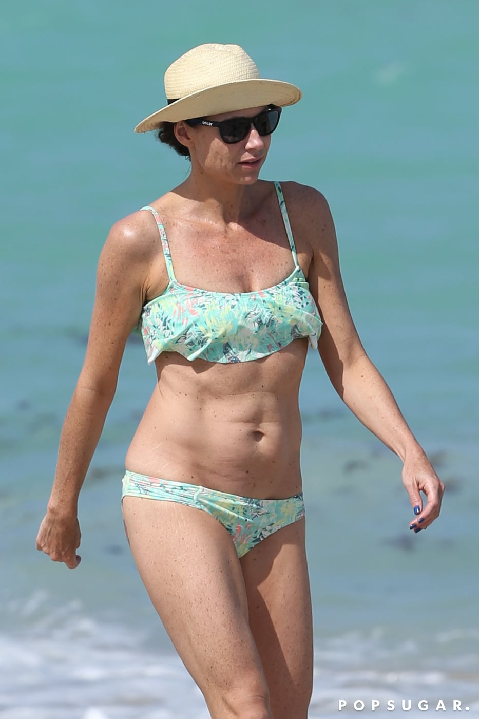 Minnie Driver 48 Age Is Just A Number See Hot Stars Over 40 In Bikinis Popsugar Celebrity Photo 18