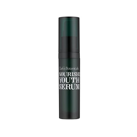 A mix between a cream and a gel, Clark's Botanicals Nourishing Youth Serum ($155) plumps up skin and nurtures with aloe vera and lecithin. With this antioxidant- and peptide-laden serum, that coveted Winter glow is well within your reach.  — JR