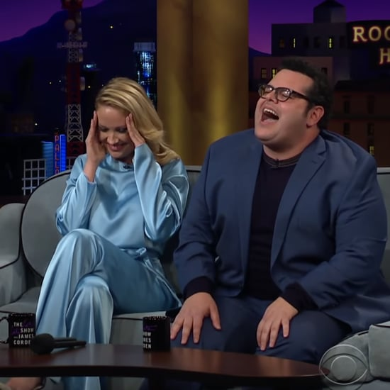 Josh Gad Imitates Idina Menzel on The Late Late Show Video