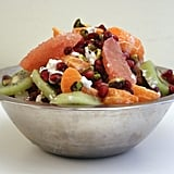 Pomegranate, Tangerine, Kiwi, and Grapefruit Salad