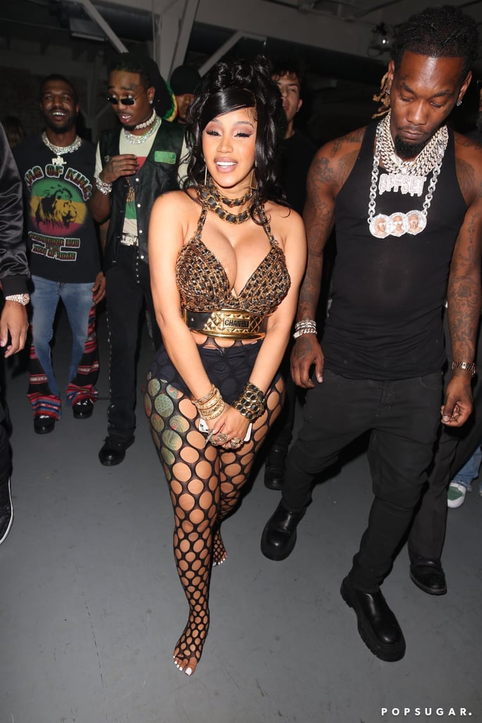 Cardi B's 29th Birthday Party Was an Epic Event
