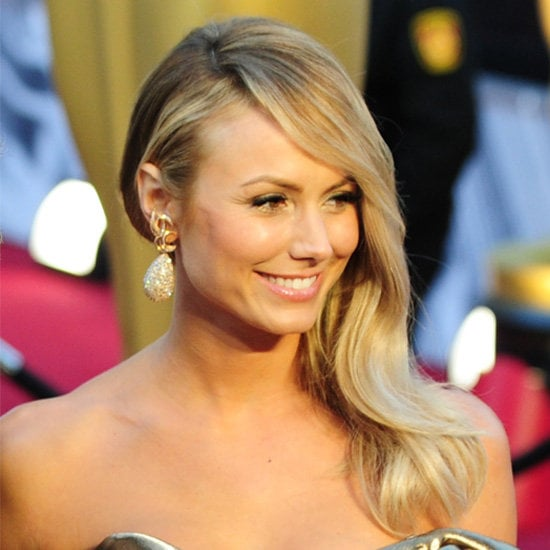 Celebrity Hairstyles For Weddings: Wedding Hairstyles: To The Side