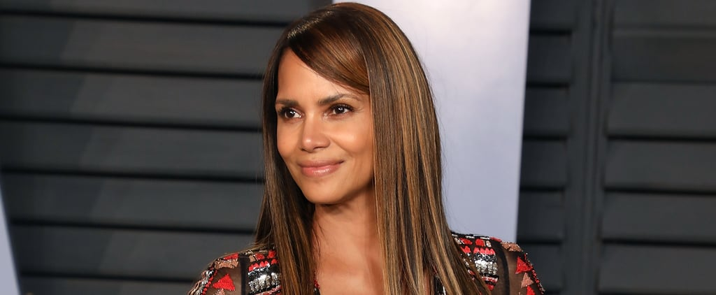 Halle Berry's 5-Move Ab Workout