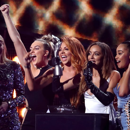 Little Mix Acceptance Speech at Brit Awards 2017