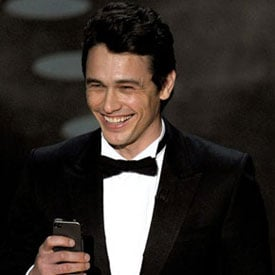 James Franco Hosting Oscars Reviews