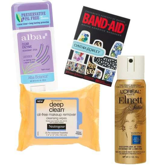 Drugstore Bridal Emergency Kit Products Under $10